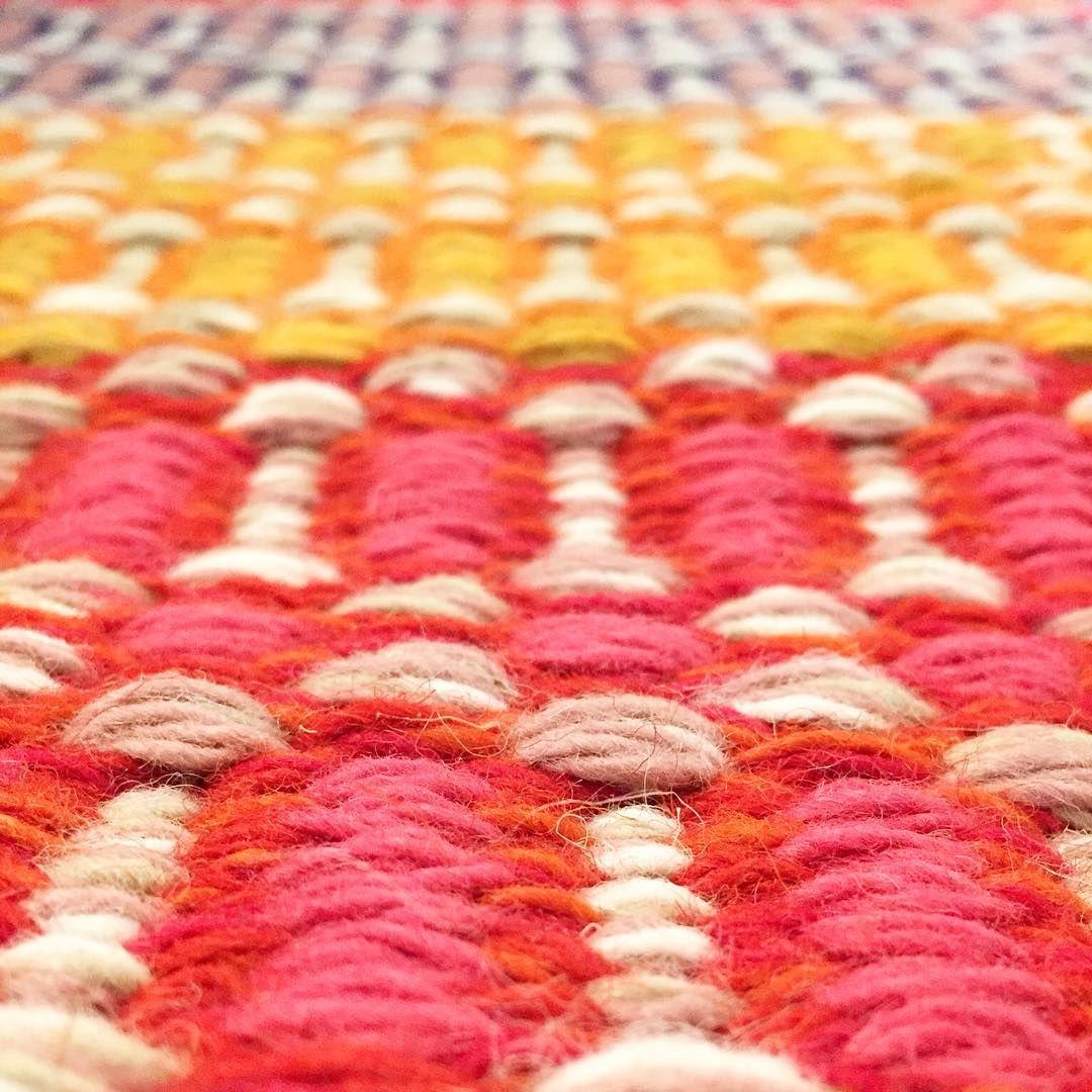 Kasthall Goose Eye Icon kasthall muse sunray woven rug designed by maja johansson
