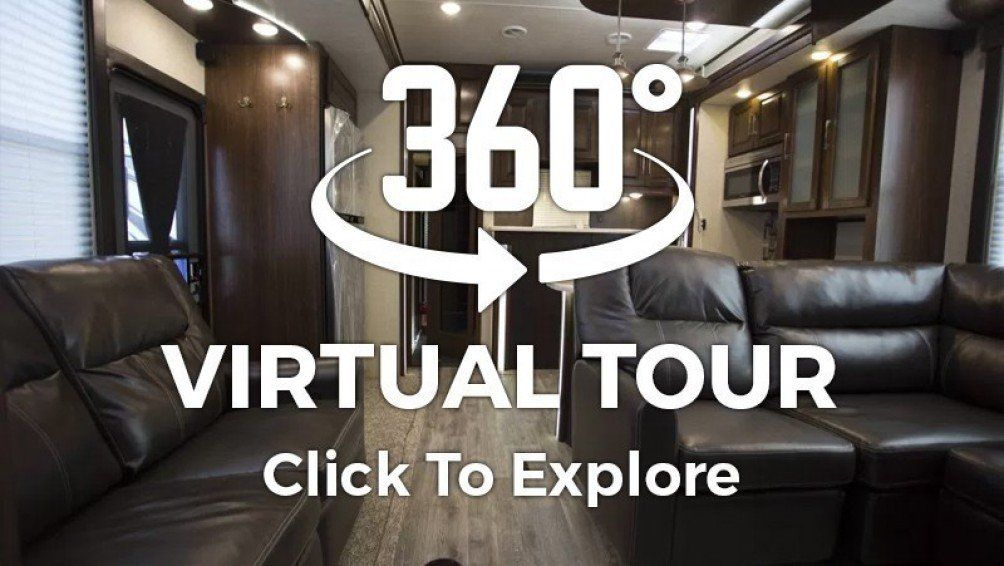Virtual Tour Remodeled campers, Entegra coach, Used rv