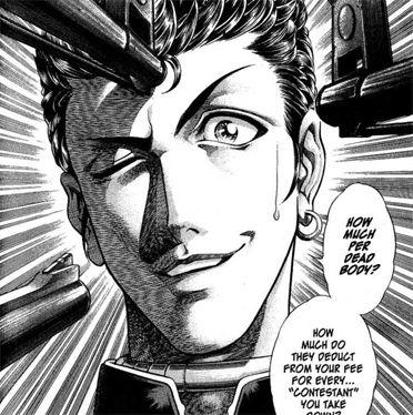 Battle Royale Mimura Shinji Anime Image Fun Manga