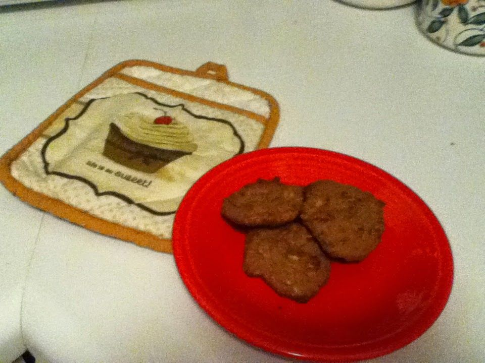 Teaching, Reading, Crafting, Cooking, Baking: Choconutty Oat Cookies