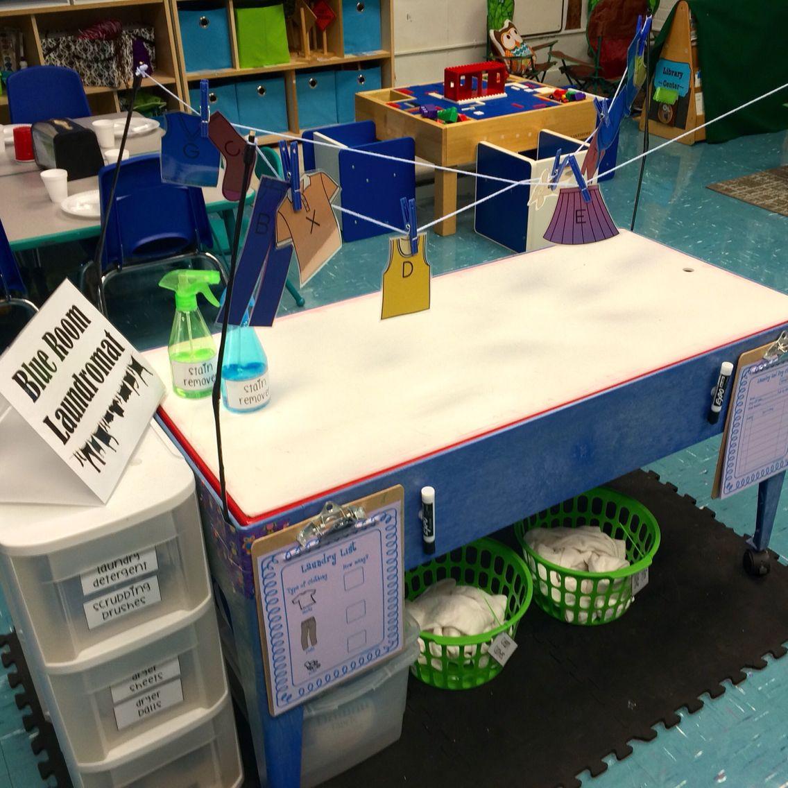 Creative curriculum clothing study - laundromat | Creative ...