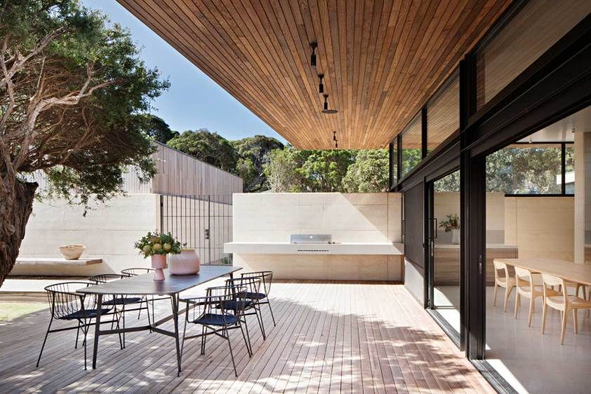 Layer House In Regional Victoria By Robson Rak