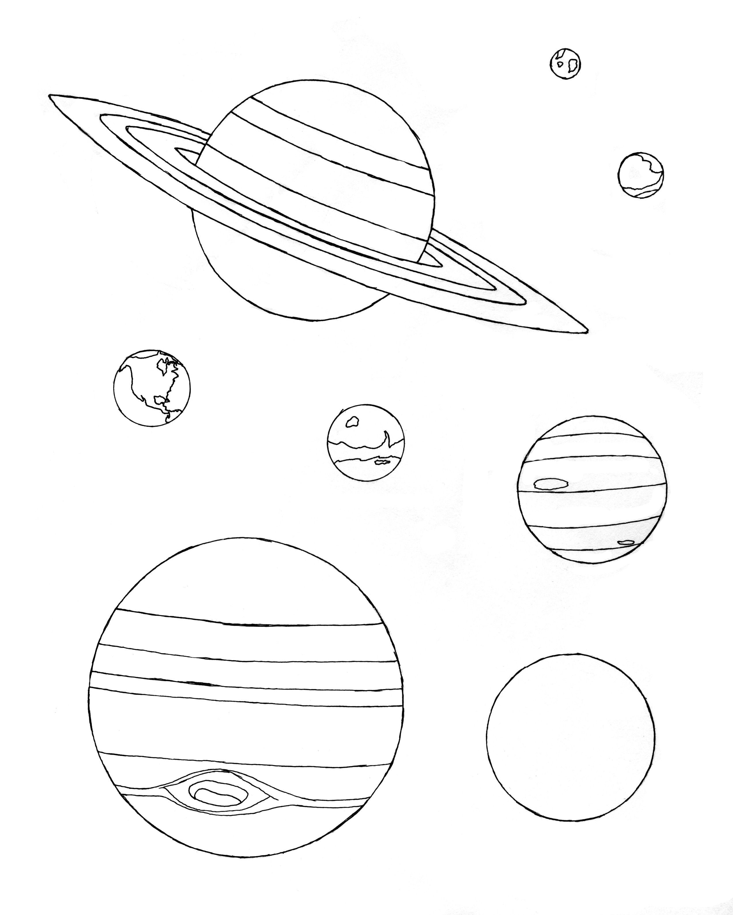 Free Science Coloring Pages And Worksheets