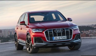 2020 Audi Q7 En 2020