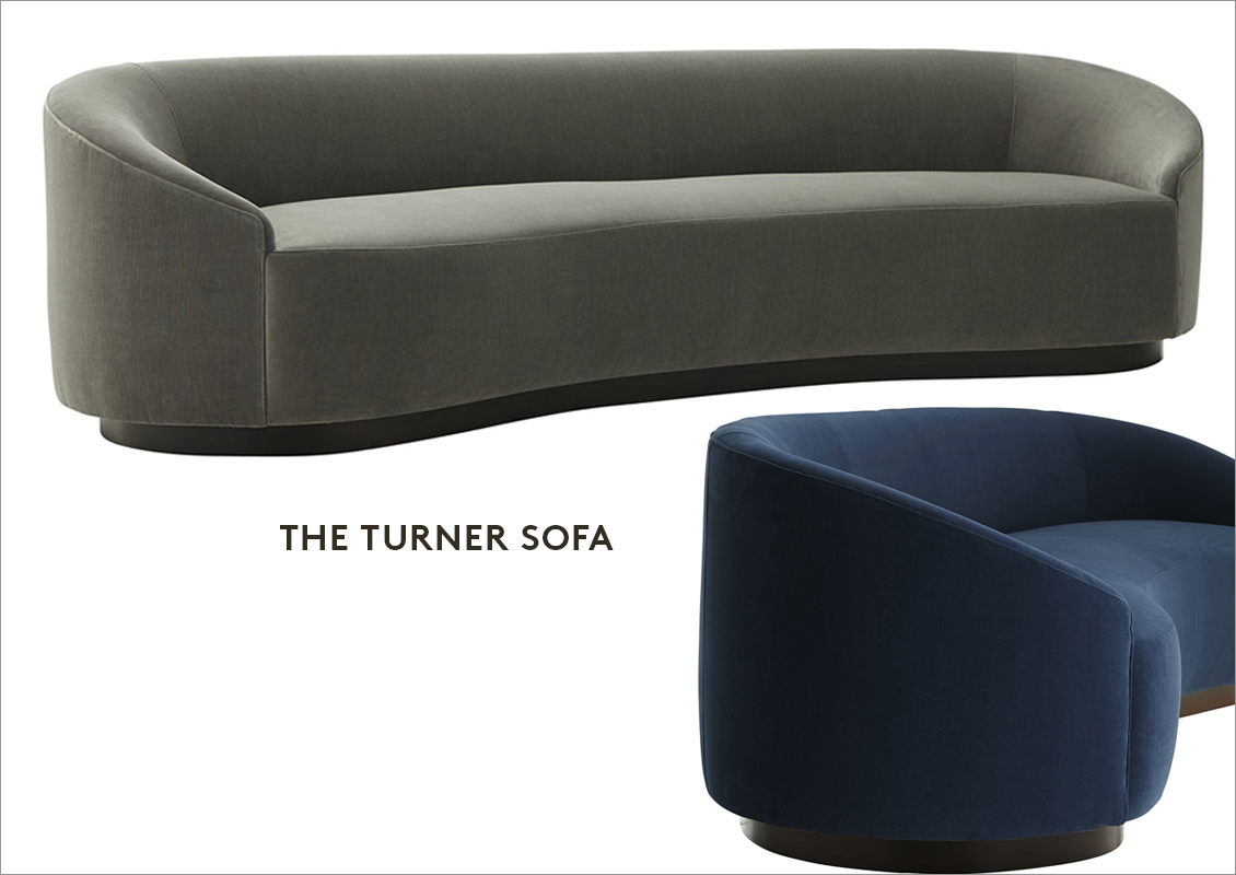 Turner-Sofa