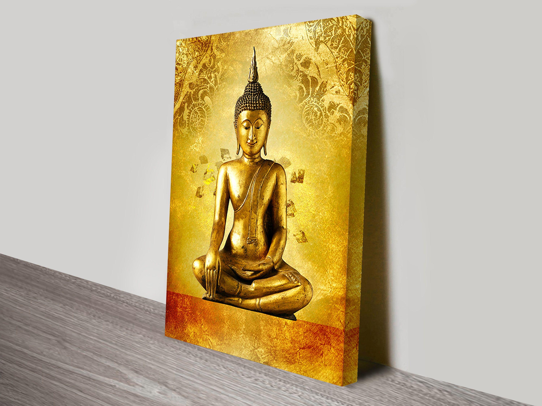 Nice Budda Wall Art Crest - Wall Decoration Ideas - nitmumu.info