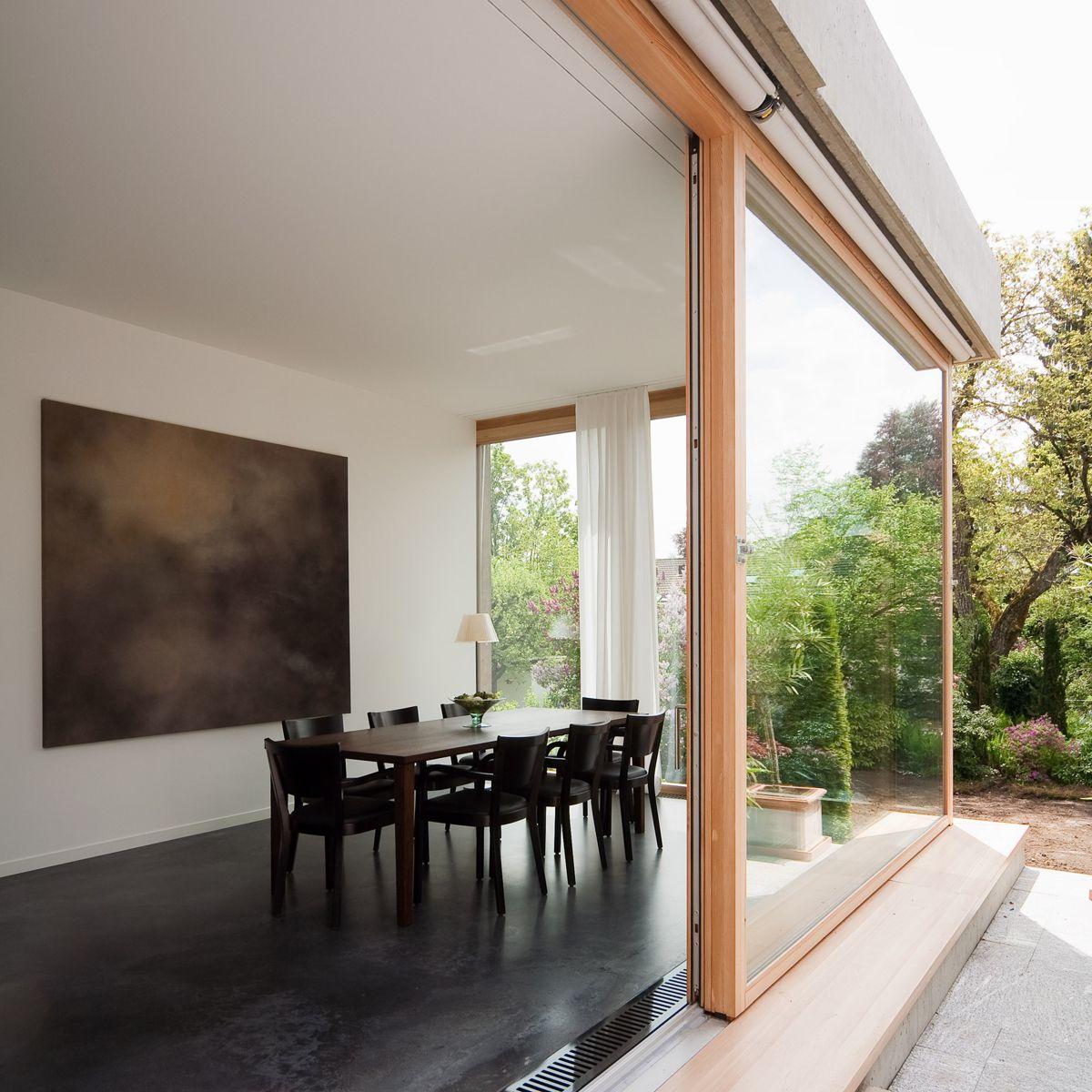 Armon Semadeni Architekten – An- und Umbau Villa Bill, Gümligen Bern ...