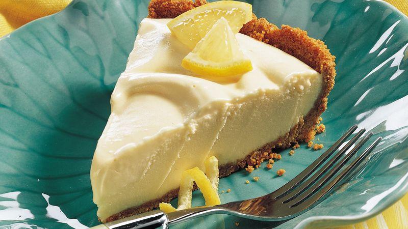 Easy Lemonade Pie Recipe In 2020 Desserts Lemonade Pie Savoury Food