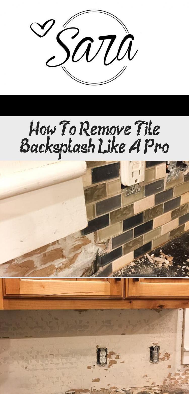 How to remove tile backsplash like a pro tile removal