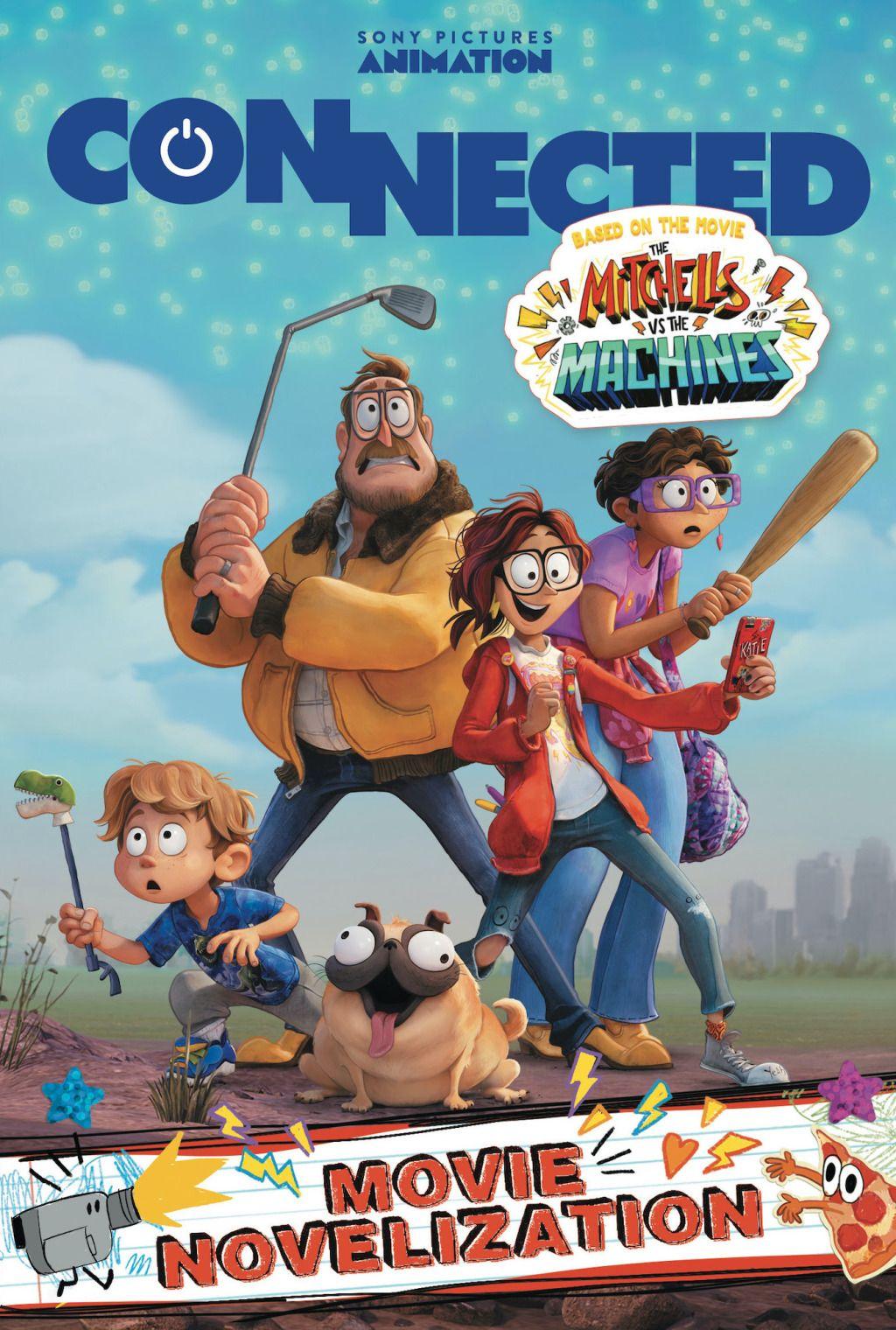 Connected Movie Novelization (eBook)