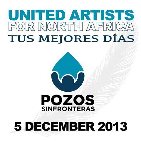 Lorenzo Piani è impegnato nella registrazione del brano Tus Mejores Dias con gli artisti di United Artist for North Africa per una charity iniziative, radio date 5 dicembre 2013 in tutte le radio europee.