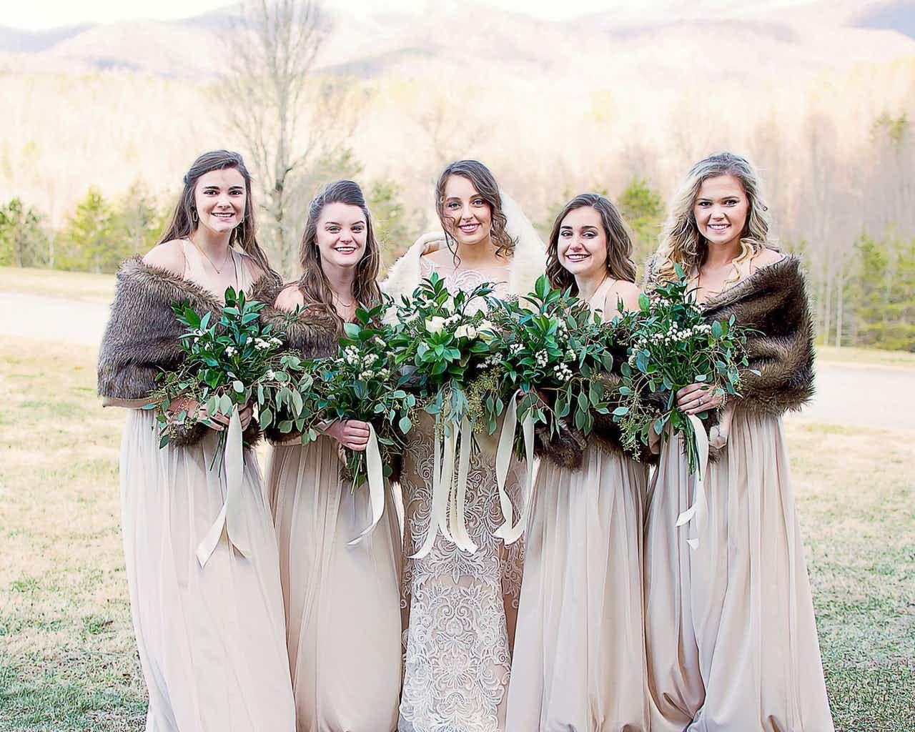 Winter Wedding at R-Ranch in the Mountains   Georgia ...