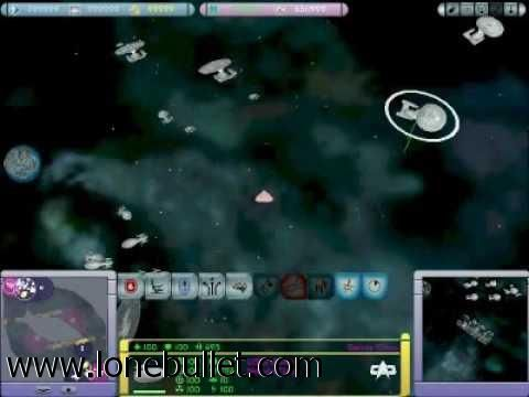 Get the sovereign refit by bombomadil v111 Star Trek Armada 2 mod - resume star