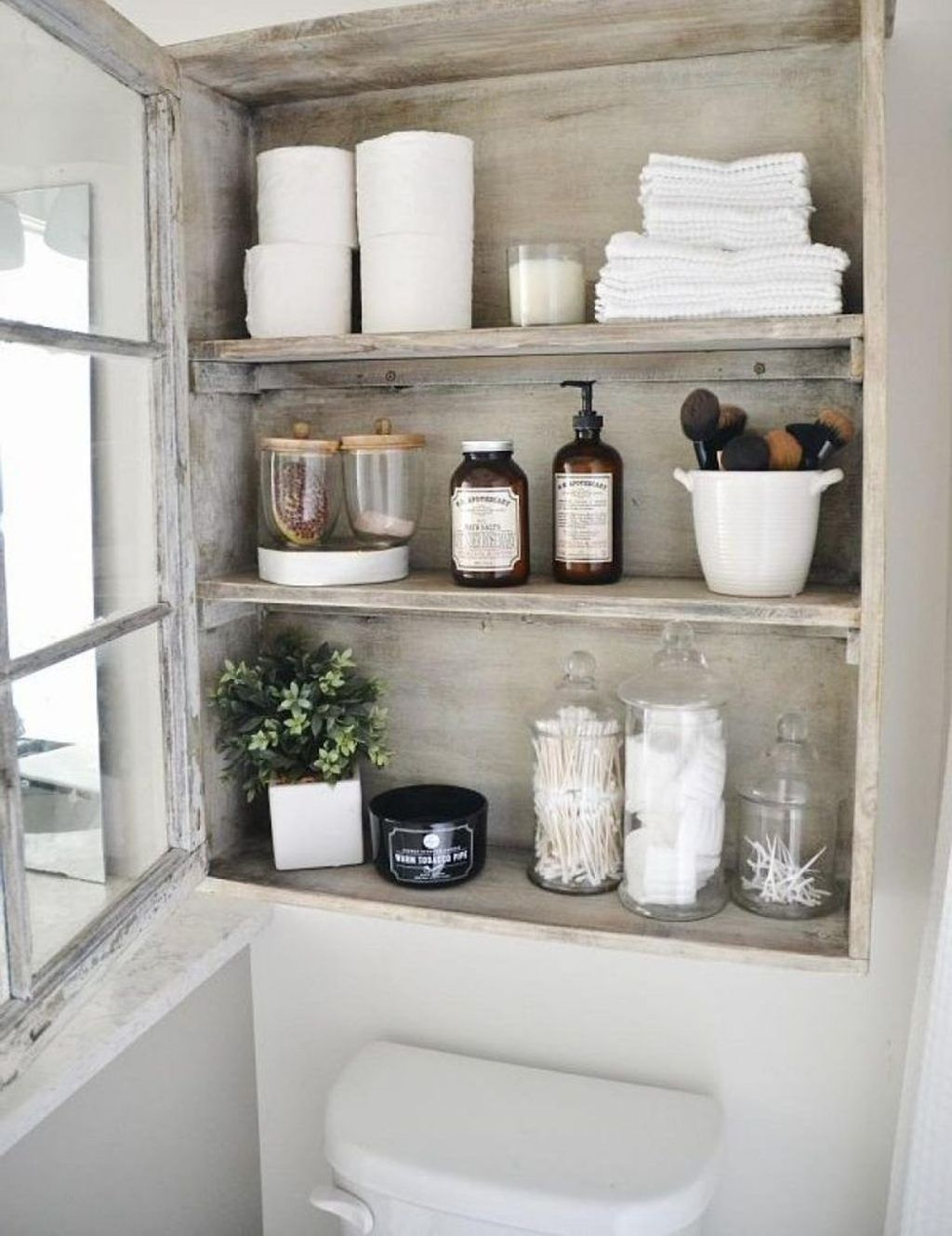 49 Cool Bathroom Storage Concepts Ideas For Your Bathroom Badezimmer Accessoires Shabby Chic Badezimmer Haus Deko