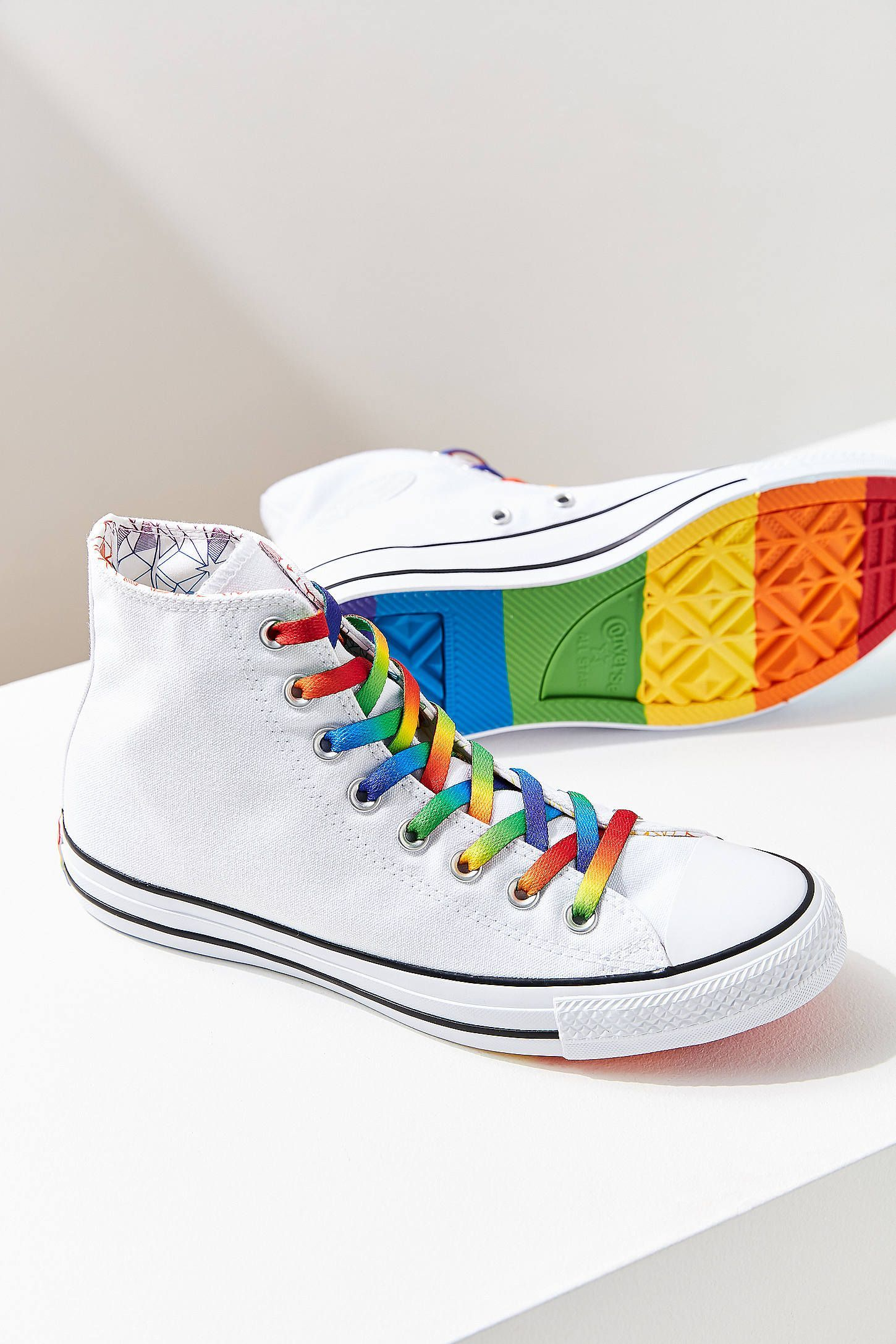 Slide View: 1: Converse Chuck Taylor All Star Pride Core