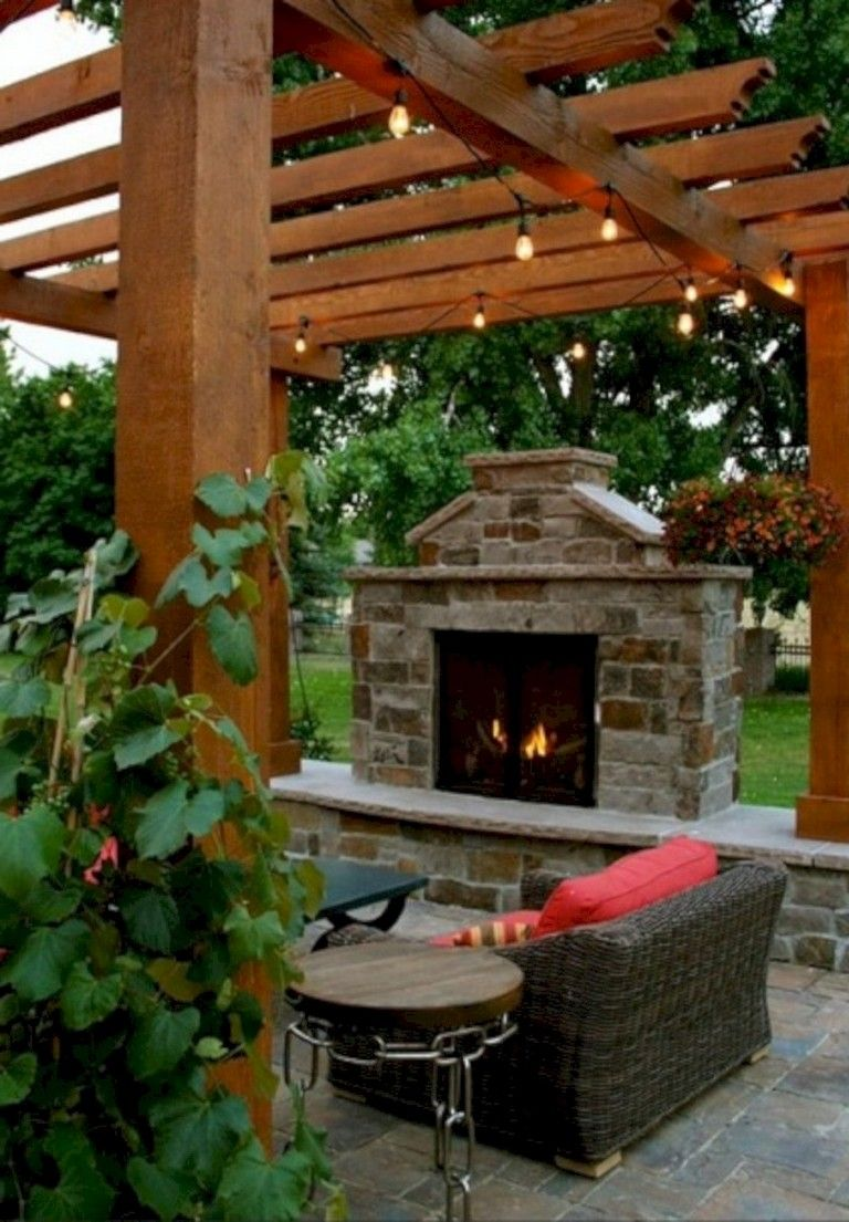 30 diy outdoor hearth and fire pit ideas fire pit