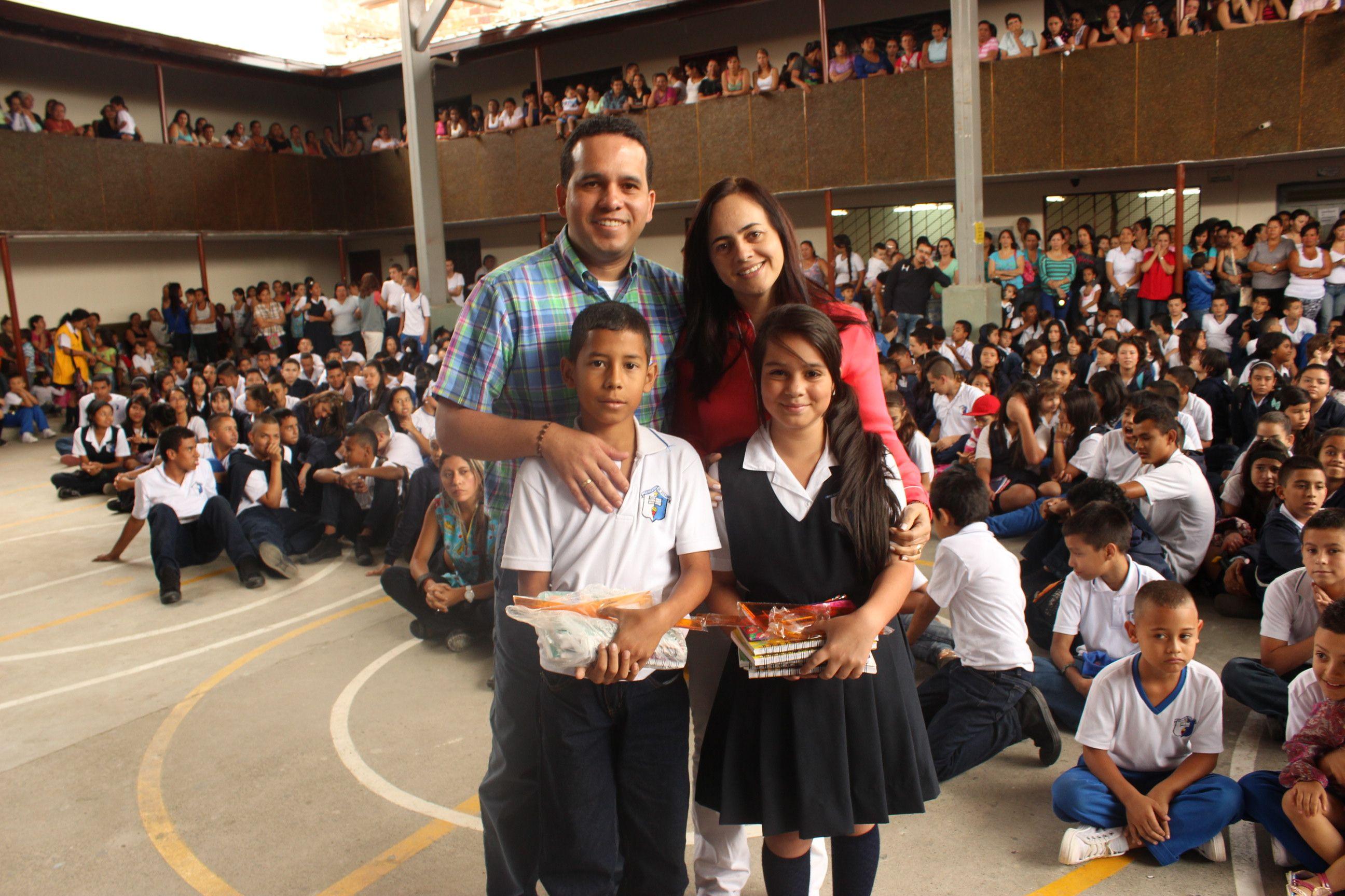 I.E. El Rosario