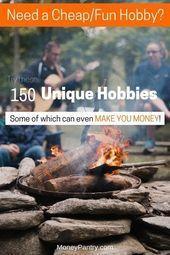 Photo of Benötigen Sie ein Hobby? 150 unterhaltsame, preiswerte Hobbys, die Sie ausprobieren können …