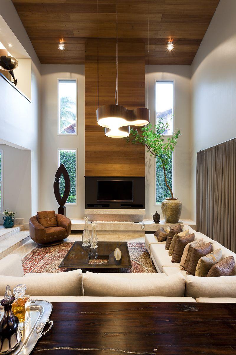 Design que encanta os sentidos by andreza de lucca that enchants the senses cenario  also love fireplace and wall etc my new home ideas in pinterest rh br
