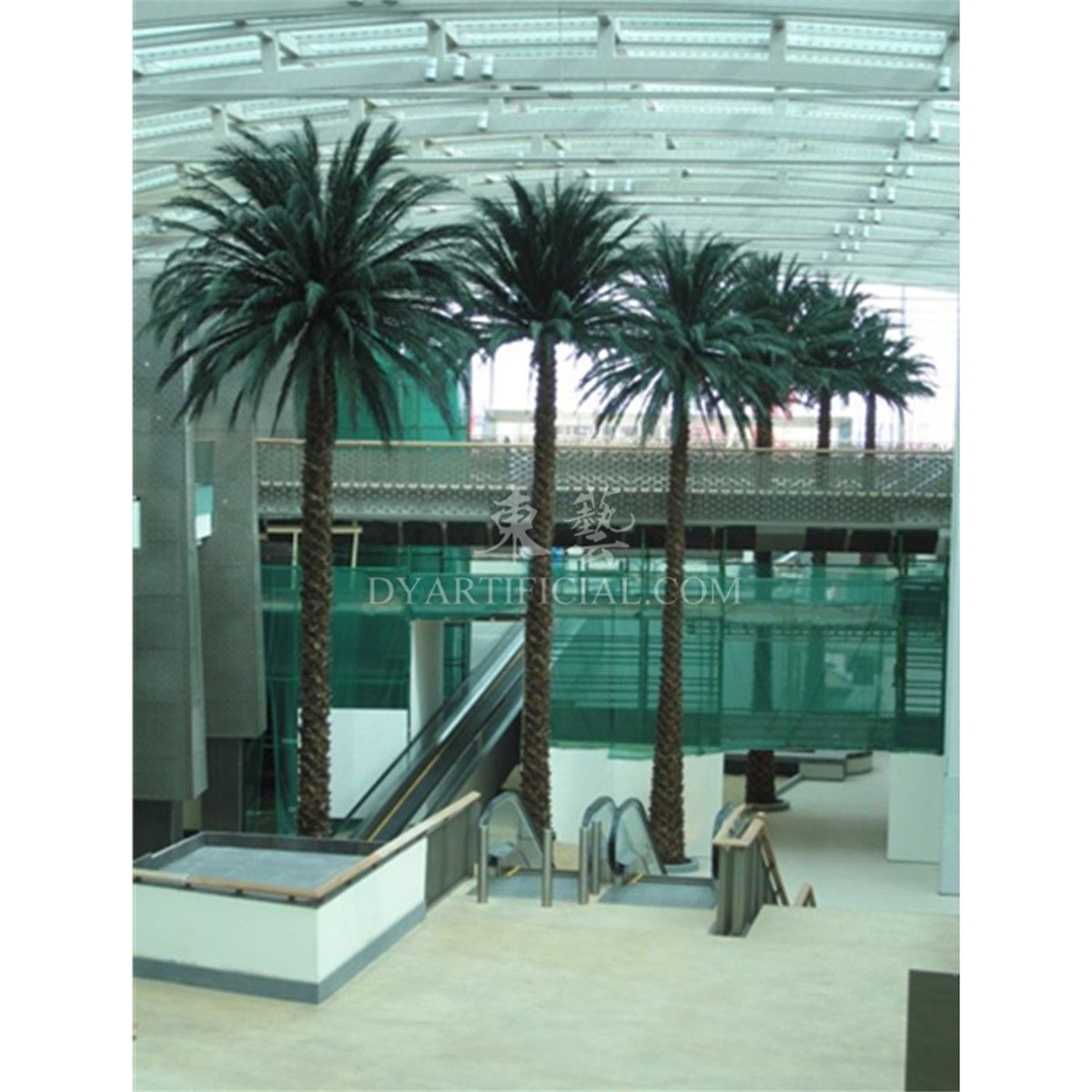 TAYZL-20 Artificial Palm Tree Made in Guangzhou China