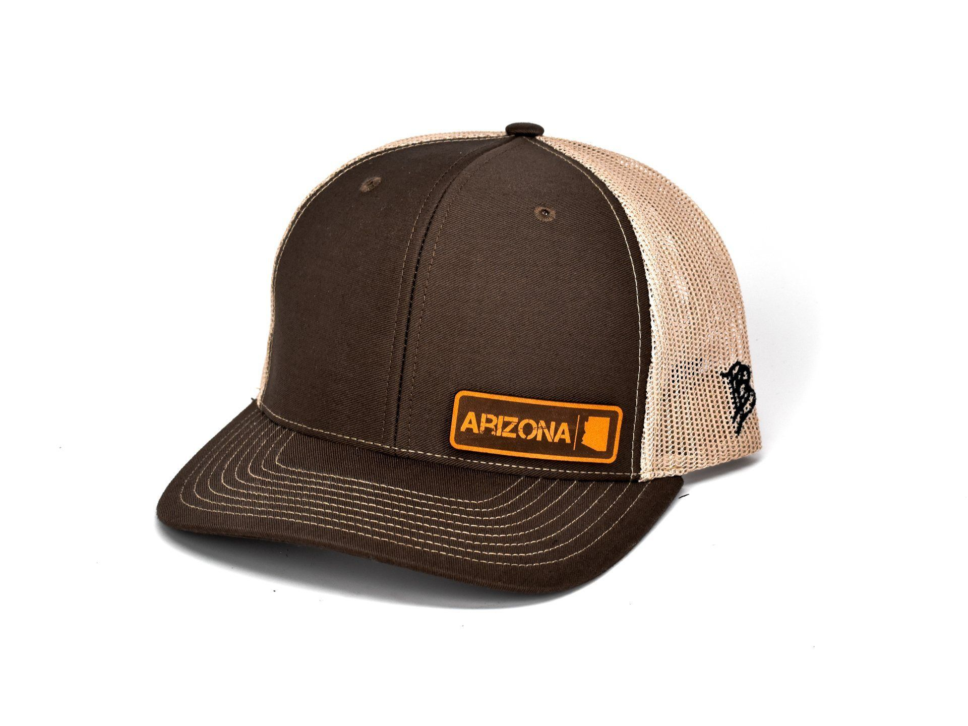Branded Bills The Montana Curved Trucker