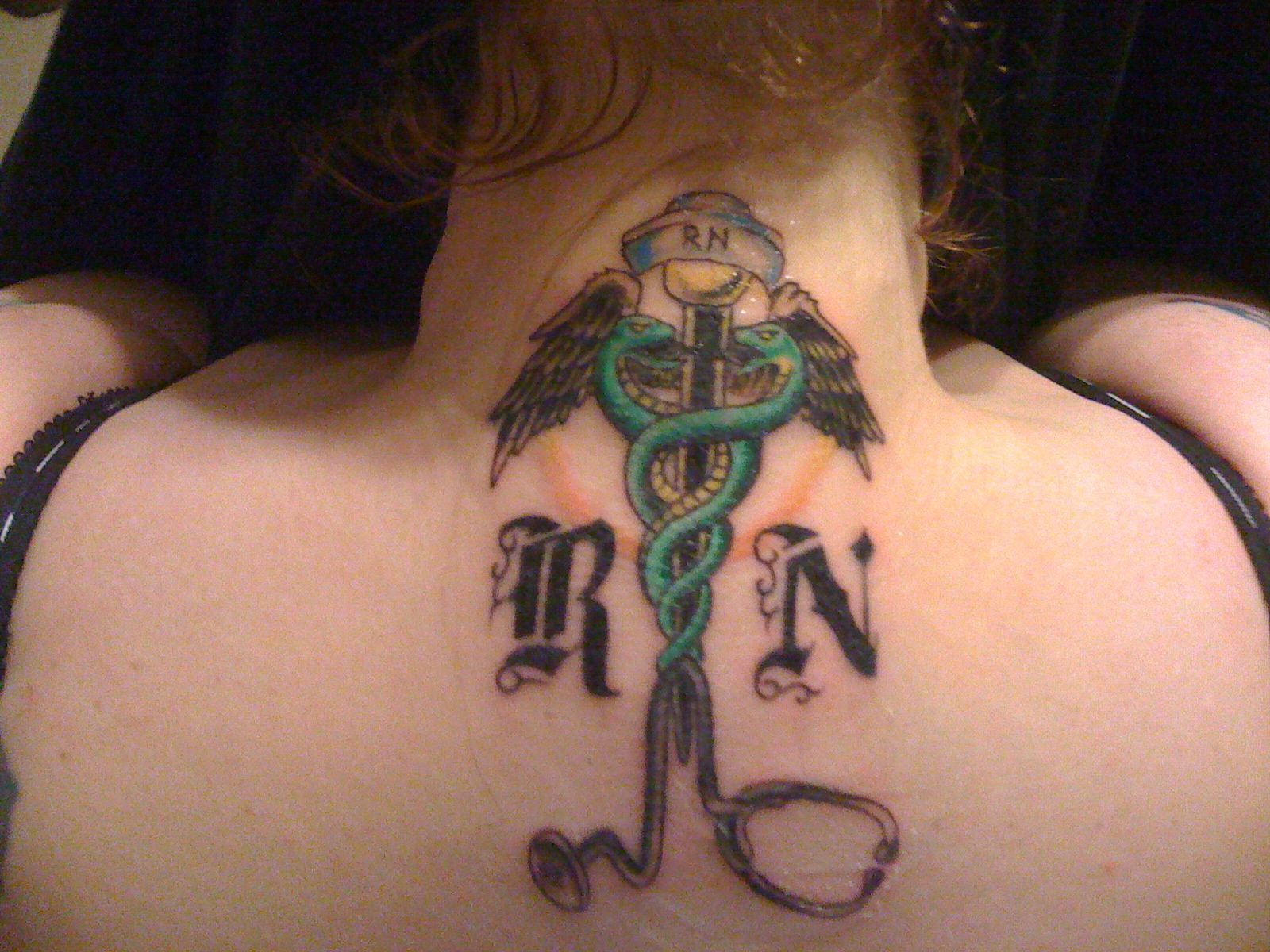 Tattoos tattoo ideas on pinterest rn - Piercings