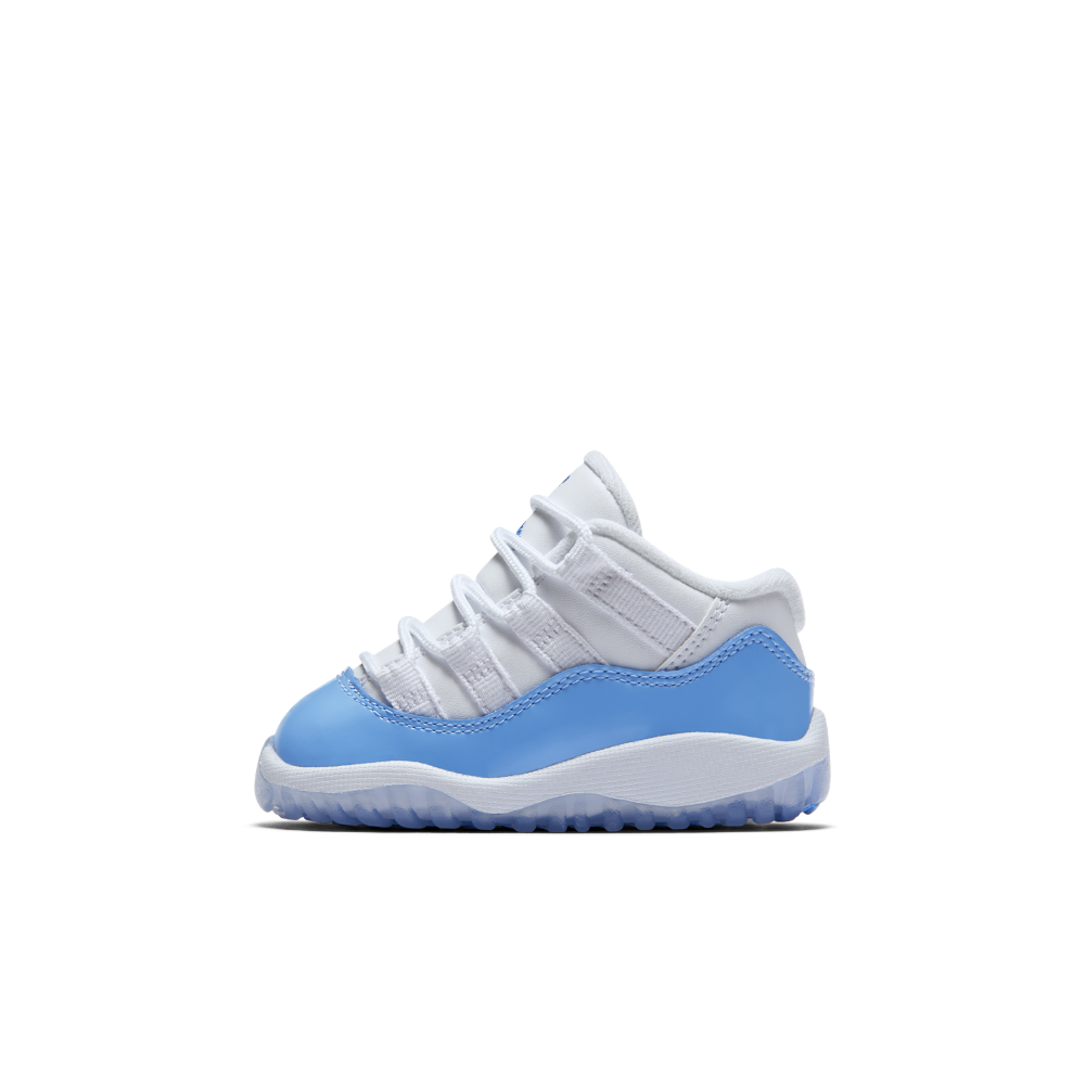 official photos 90ff2 2c494 Air Jordan Retro 11 Low Infant Toddler Shoe, by Nike Size 10C (White)