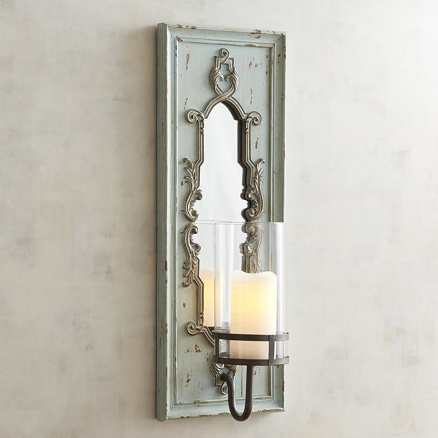 Pin On Candle Sconce