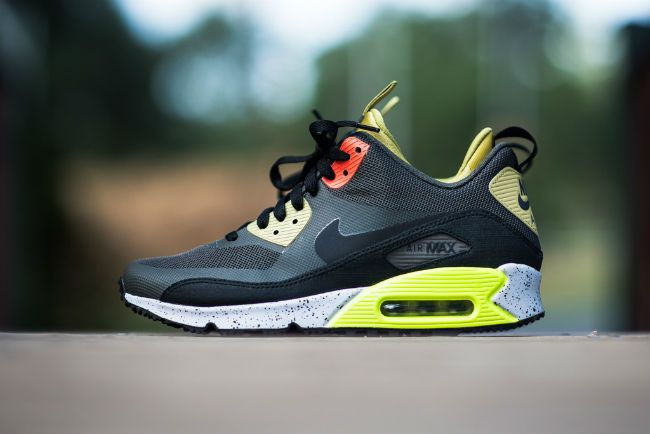 ... get nike air max 90 sneakerboot ns olive 77552 f2eaa ... d2d498df7a