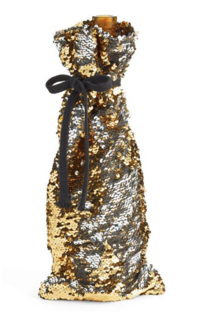 New Year's Eve Party / Christmas Eve Wine Bottle Cover ...