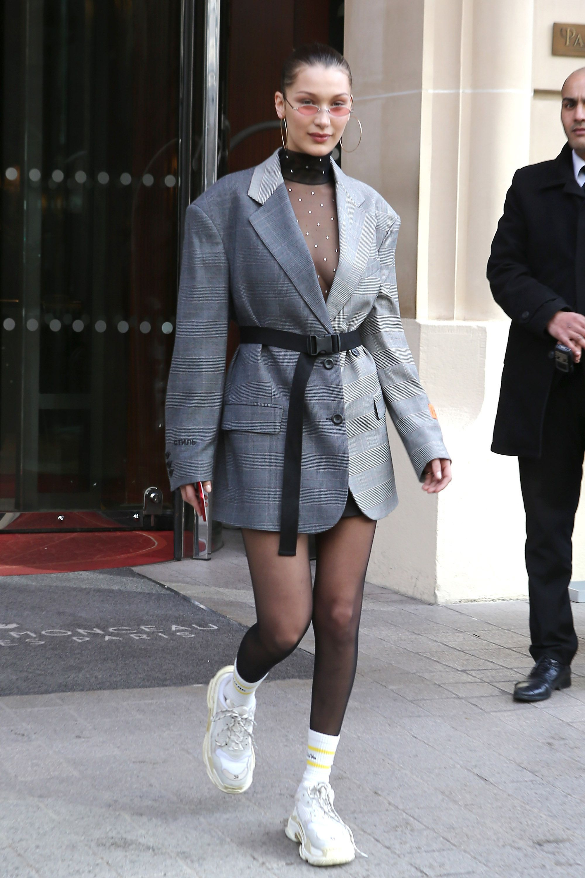 quality design ba80d 4b11c Image result for bella hadid street style 2018
