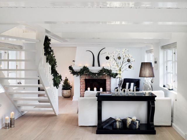 minimal but amazing christmas decor