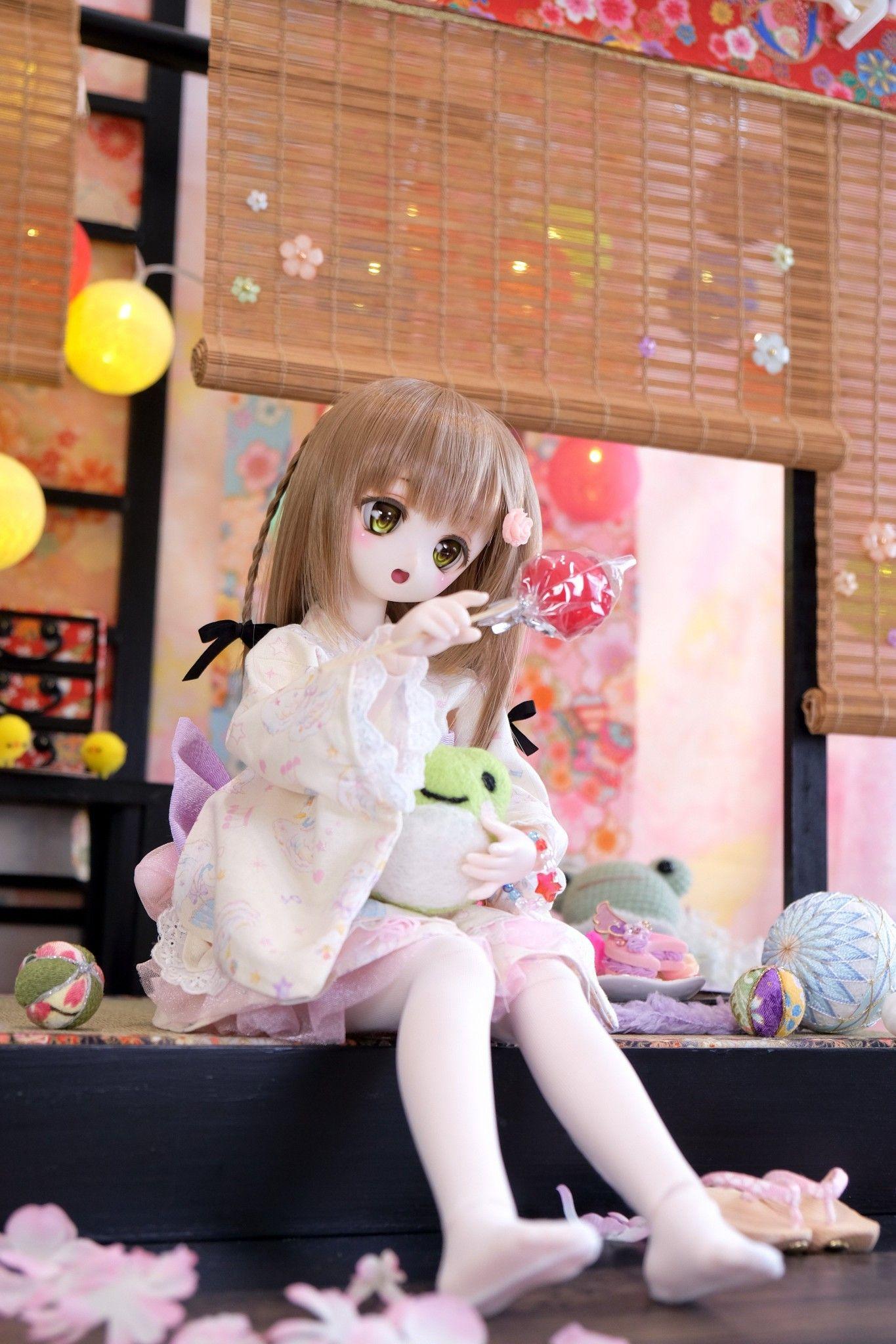 Kawaii anime doll nyu_u3kin on twitter anime dolls