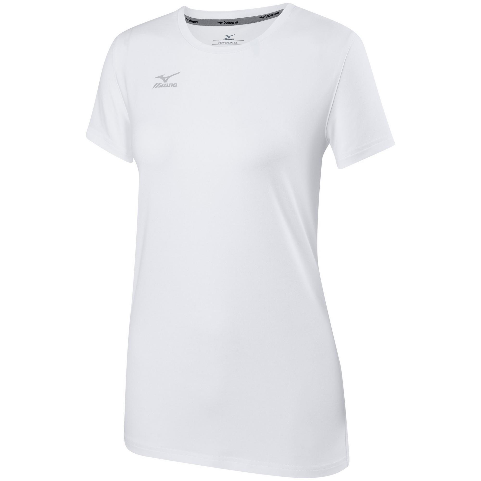 Mizuno Women S Volleyball Attack T Shirt 2 0 Size Xxs Black Women Volleyball Mizuno Volleyball Tee Shirts