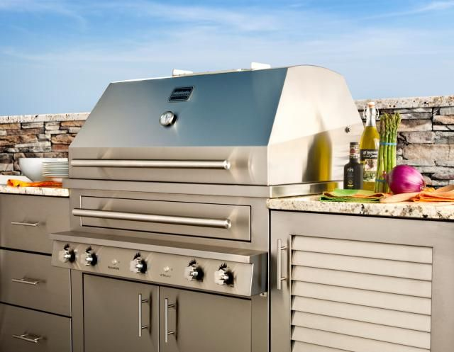 The 7 Best Gas Grill Inserts Under 4 000 Of 2020 Built In Gas Grills Built In Grill Gas Grill