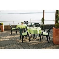 Photo of bistro chairs