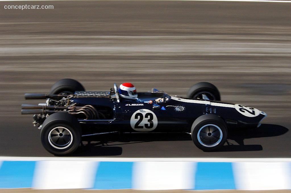 1966 Gurney Eagle T1 G F1 Image