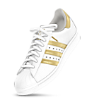 Check out what I just customized at miadidas. No one will forget my style, on the street or off.