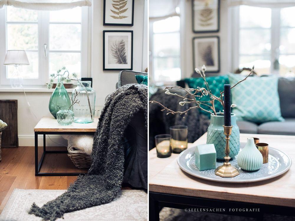 Frische Farben das Wohnzimmer im Jänner u2013 Seelensachen - farben wohnzimmer