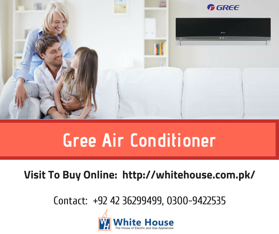 Pin by White house electronics on Gree air conditioners