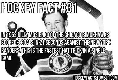 Multiple Goals In Mere Seconds Is What The Hawks Do Best We Pick The Very Best Chicago Blackhawks Hockey Blackhawks Hockey Hockey Facts