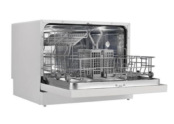 Danby Counter Top Dishwasher Ddw611wled Small Dishwasher Perfect