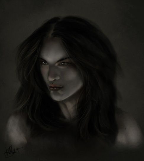 vampire-empire.com beautiful vampire man | Vampire art ...
