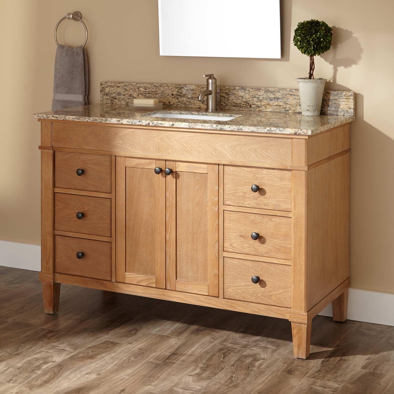 Tips for Finding Unfinished Bathroom Vanities – Design ...