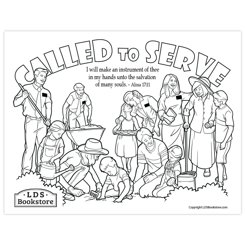 24++ Lds plan of salvation coloring page HD