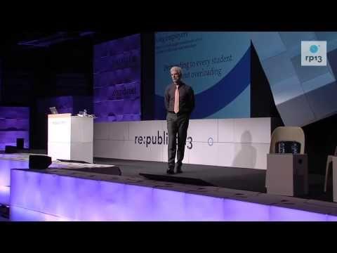 re:publica 2013: 21st Century Skills - Keynote: Andreas Schleicher - YouTube