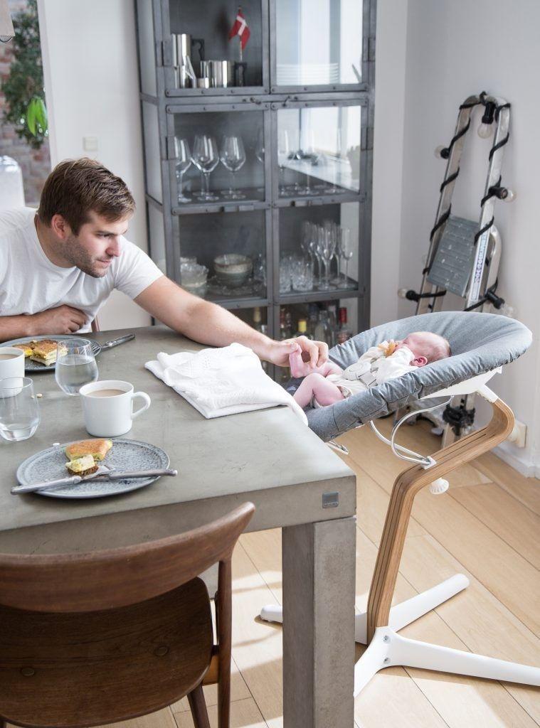 Nomi Hochstuhl Wippe.Pin Auf Baby S Meal Stillkissen Babybrei Rezepte