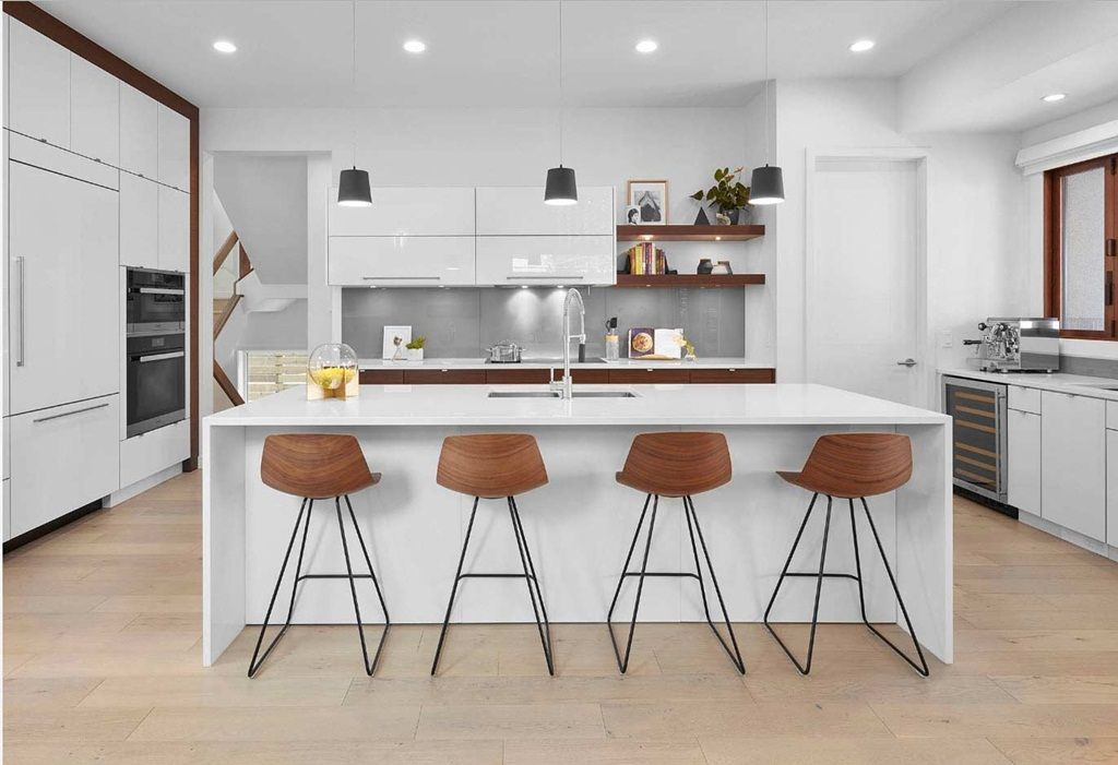 2019 White Kitchens A Timeless Beauty Never Goes Out Of Trend