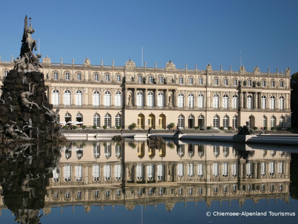 Sehenswurdigkeiten Und Ausflugsziele Herrenchiemsee Deutschland Burgen Sehenswurdigkeiten Bayern