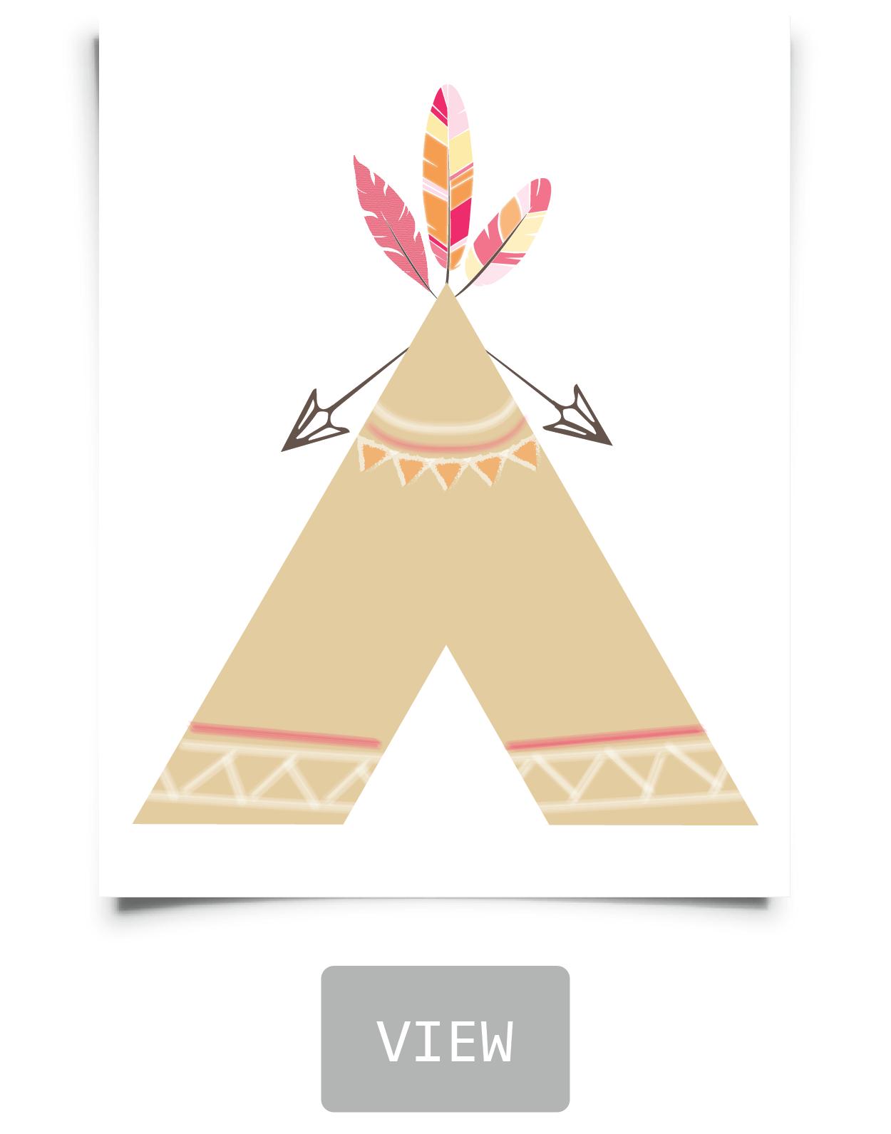 Free Tribal Nursery Printables In 2018 Printables Pinterest